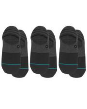 DRJ SOCK SHOP - Gamut 3 Pack No Show Socks-2328298
