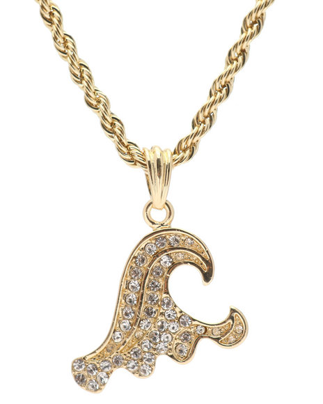 Buyers Picks - Wave Chain Necklace