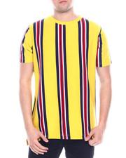 Shirts - Boundary Stripe Tee-2328632