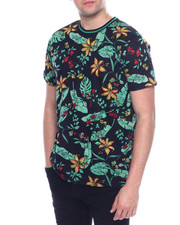 Men - TROPICAL FLOWER TEE-2328124