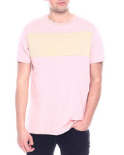 Men - BLOCK STRIPE TEE-2328087