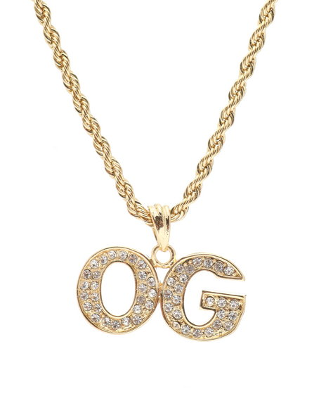 Buyers Picks - OG Chain Necklace