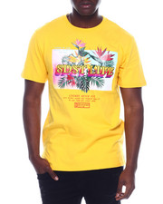 Men - TROPICAL FLORAL SS TEE-2328060