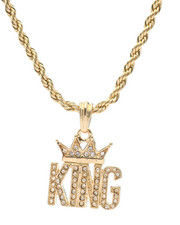 Men - King Chain Necklace-2326711