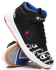 Champion - Super C Court Leather Print Sneakers-2327737
