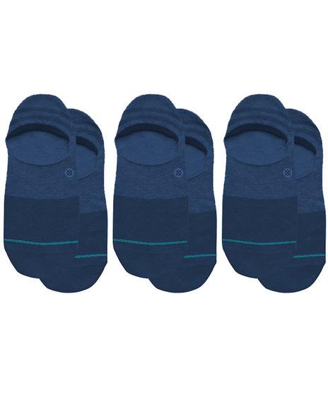 Stance Socks - Gamut 3 Pack No Show Socks