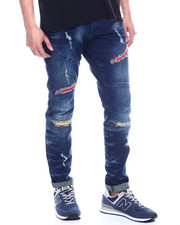 Buyers Picks - COLOR HIT DISTRESSED JEAN-2328372