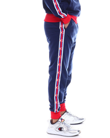 Champion - TRACK PANT W TAPING