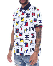 Nautica - LOGO FLAG POLO-2328926