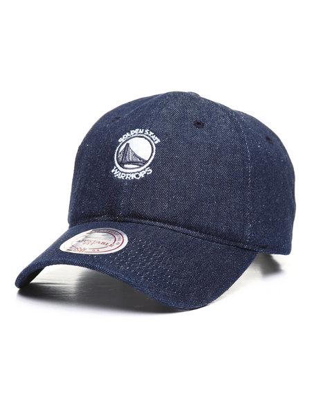 Mitchell & Ness - Golden State Warriors Dad Hat