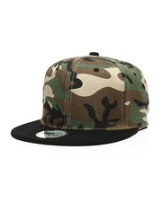 Hats - Two Tone Snapback Hat-2328534