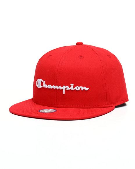 Champion - BB Snapback Script Hat