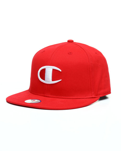 Champion - BB Snapback Big C Hat