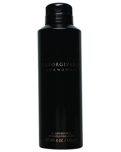 DRJ Fragrance Shop - Sean John Unforgivable 6.0 Fl Oz Body Spray