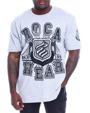 Big & Tall - S/S Where You Roc Tee (B&T)-2329548