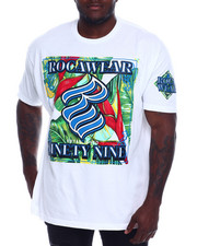 Rocawear - S/S Tropic Luxe Tee (B&T)-2329602