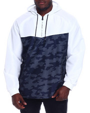 Light Jackets - Unlined Pullover Hoodie (B&T)-2329883