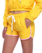 Women - Colorblock Windbreaker Short-2327834