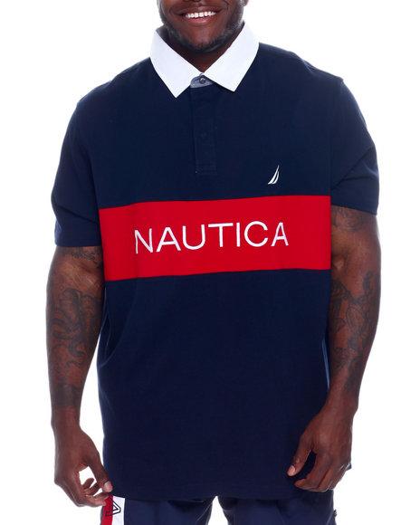 Nautica - Logo Shipman Polo (B&T)