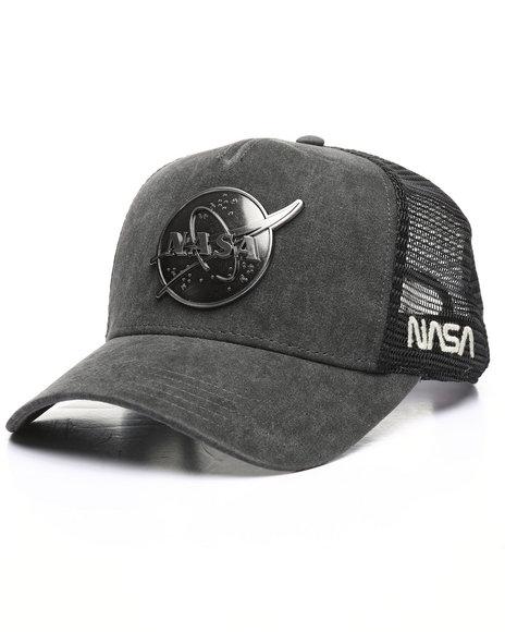 American Needle - Metal Head NASA Snapback Hat