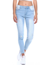 Jeans - Ripped Stretch Skinny Jean-2329987