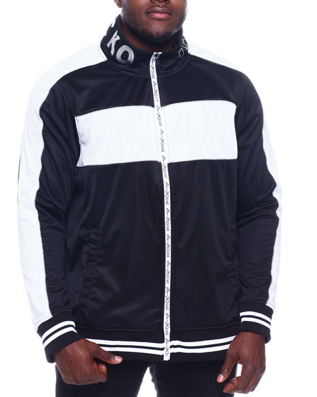 Marc Ecko Collection - Collar Unlined Jacket (B&T)