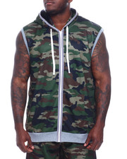 Outerwear - US Camo Hoodie (B&T)-2329869