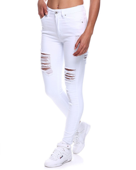 Fashion Lab - Ripped Skinny Jean