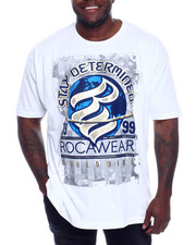 Rocawear - Determined Mission S/S Tee (B&T)-2329589