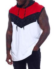 Buyers Picks - Color Block Mix Match Fashion Hoodie (B&T)-2329690