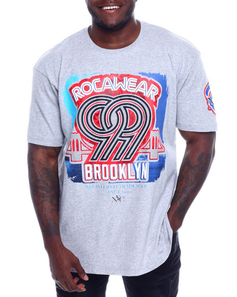 Rocawear - S/S Day And Night Tee (B&T)