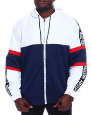 Light Jackets - Unlined Pullover Hoodie (B&T)-2329879