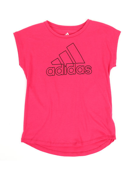 Adidas - Drop Shoulder Tee (7-16)