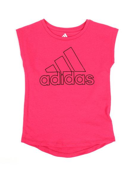Adidas - Drop Shoulder Tee (4-6X)