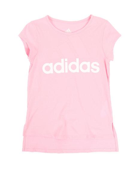 Adidas - Split Hem Tee (7-16)