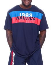 Nautica - Heritage Logo Tee (B&T)-2329716