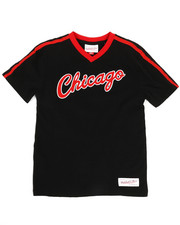 Mitchell & Ness - Overtime Win V-Neck Chicago Bulls (8-20)-2326903