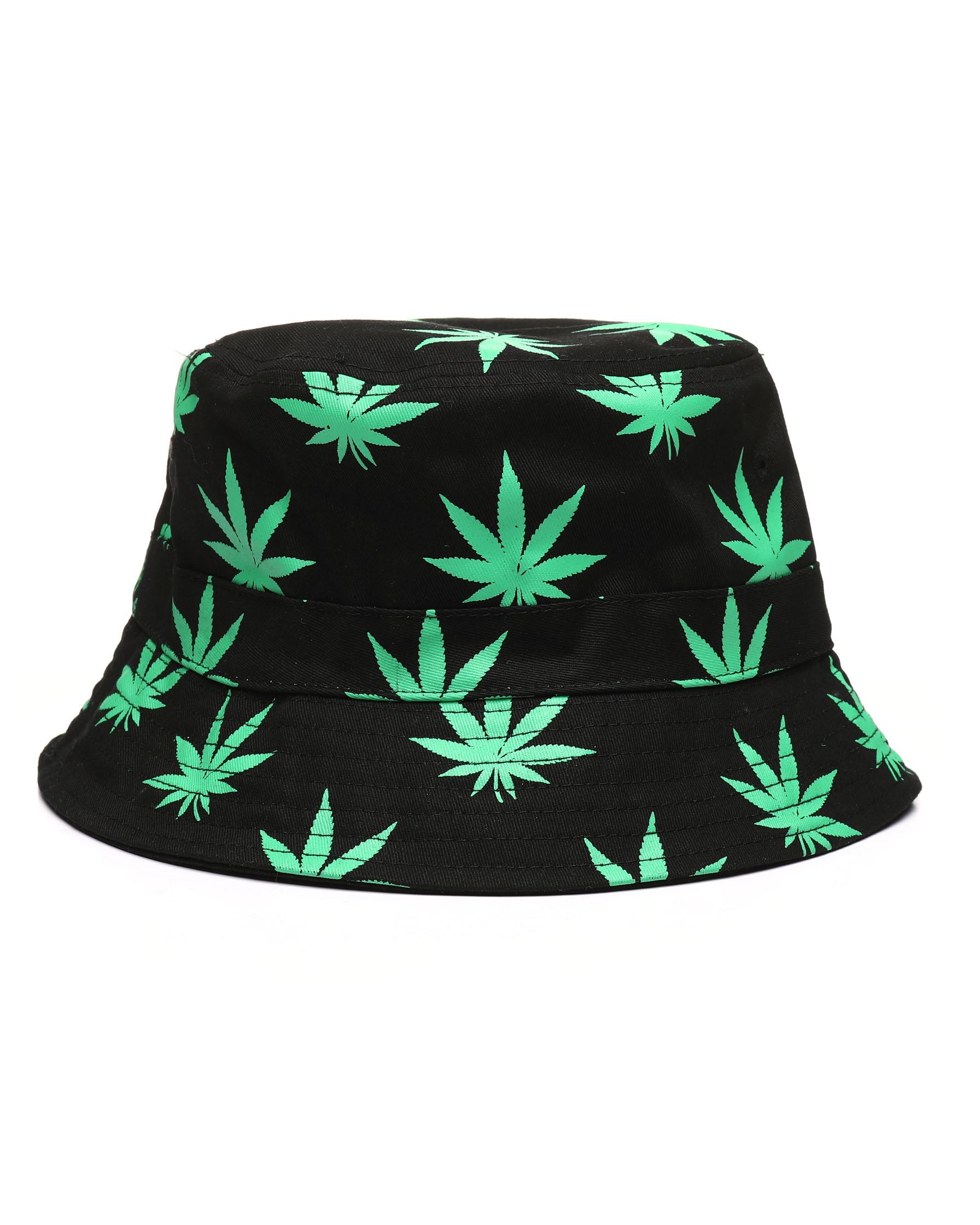 805bfa922 Buy Weed Bucket Hat Men's Hats from Buyers Picks. Find Buyers Picks ...