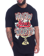 Rocawear - Your Worth S/S Tee (B&T)-2330258