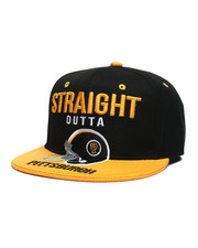 Hats - Straight Outta Pittsburgh Snapback Hat-2330070