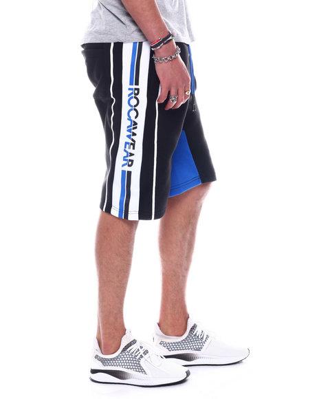 Rocawear - ROC STRIPE KNIT SHORT