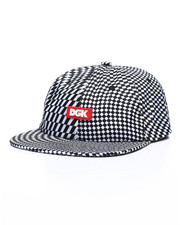 Hats - Checkers Illusion Strapback Hat-2330078