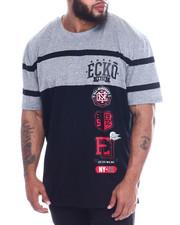 Ecko - Stack Em' Up Striped Crew (B&T)-2330143
