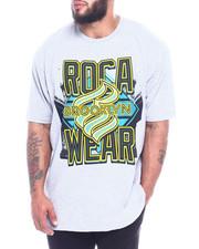 Rocawear - Bridge Fade S/S Tee (B&T)-2330246