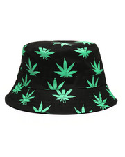 Hats - Weed Bucket Hat-2328301