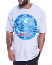 Rocawear - Retro Roc S/S Tee (B&T)-2330233