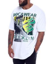 Rocawear - To The Bridge S/S Tee (B&T)-2330274