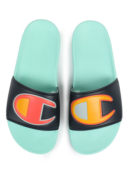 Champion - IPO Color Block Slides