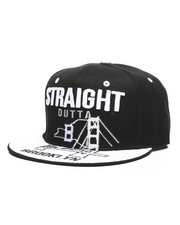 Hats - Straight Outta Brooklyn Snapback Hat-2330073