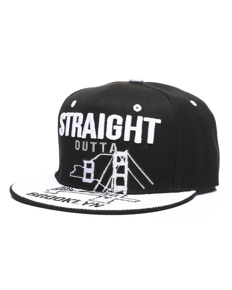 Buyers Picks - Straight Outta Brooklyn Snapback Hat